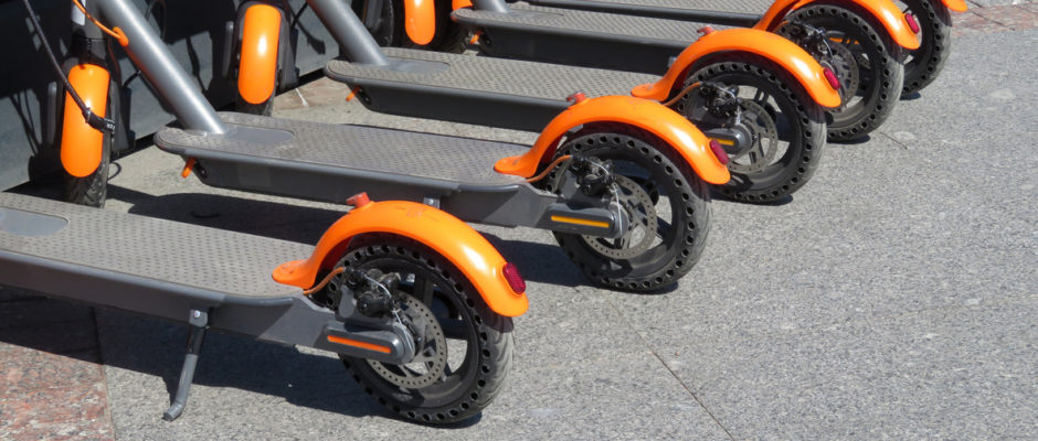 Lime Scooters, Segway Facing Lawsuit in California